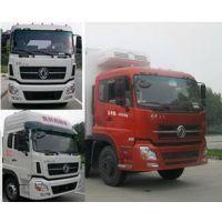 9.6米青驰牌东风天龙6*2国四2.5L14吨冷藏车