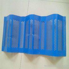 旺来防风抑尘网圆孔网 不锈钢冲孔网价格 喷塑冲孔网