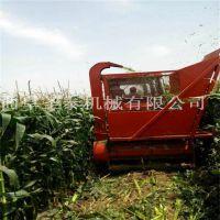 玉米秸秆青贮机 玉米秸秆粉碎回收机