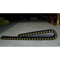 数控板式孔料机专用塑料拖链 尼龙拖链