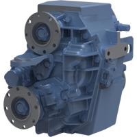 AXLETECH分动箱,高扭矩引擎组合的分动箱T-232