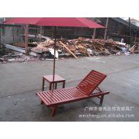 热销实木沙滩椅价格,泳池躺椅厂家,户外沙滩椅供应