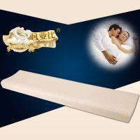 凡亚比 天然乳胶枕头 情侣双人长枕芯 低矮保健护颈枕 150cm新款