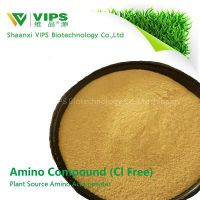 factory supply Amino Acid Powder fertilizer