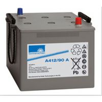 德国阳光蓄电池A412/50A型号尺寸