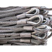 镀锌1*7股304不锈钢钢丝绳,透明尼龙包胶钢丝绳