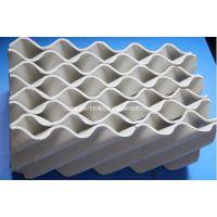 耐酸、耐碱、耐高温陶瓷波纹填料 萍乡科隆生产厂家