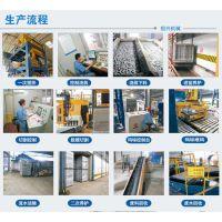 会同陶粒轻质墙板生产线复合陶粒加气块设备恒兴陶粒泡沫砼生产线自动化程度高