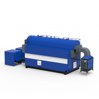 供应蓝色马丁DZL2-1.25-SW生物质蒸汽锅炉
