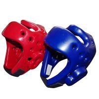 跆拳道头盔拳击护头 戴面罩