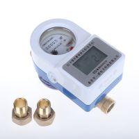 供应泰安一诺 预付费冷水表 智能IC卡 DN15 滴水计量智能表