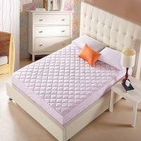 货源代发 批发珠光浆夹棉床笠床垫 席梦思360度透气保护垫床罩