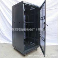 网络机柜,19英寸标准机柜(1400*600*600)