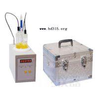 便携式油中水分仪/便携式微量库仑水分测定仪/卡尔费休水分仪,(各种油样,特价促销) 型号:库号:M3