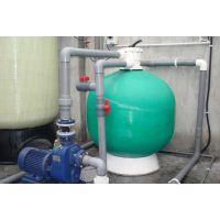 供应山西太原泳池水处理设备厂家 砂缸过滤器 游泳池水循环设备