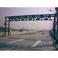新会交通龙门架,鹤山限高杆,沙坪公路龙门架道路设计实施方案工程安装