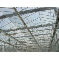 智能生态餐厅温室外覆玻璃、阳光板—瀚洋生态温室工程