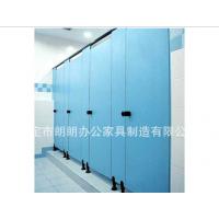 朗朗量身定制卫生间隔断、防潮公共厕所隔断(001)
