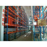 天津峰智仓储货架专业制作厂重型仓库货架设计定做库房货架尺寸