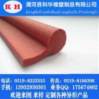 厂家供应 硅胶发泡密封条 耐高温 热塑弹性体密封条 铝合金门窗密封条 PVC橡塑条