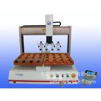 多头多工作平台打胶机质量保证价格实惠带产品治具全自动点胶机
