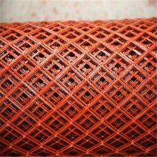 旺来不锈钢钢板网厂家 重型钢板网 菱型金属板网