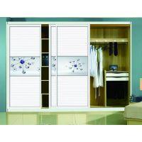 供应衣柜门 浴室门 隔断玻璃 亮银工艺 超白 普白