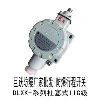 浙江巨跃防爆行程开关DLXK-15Z 柱塞式防爆等级IICT6 15L