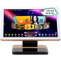 深圳佳音厂家直销JY-830双系统版高清点歌机主机手机wifi无线点歌卡拉ok三合一体机