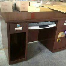 内蒙古家用保险电脑桌保险柜办公桌包送货 有防盗的书桌办公桌吗