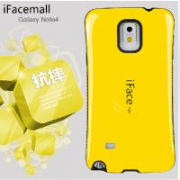 供应iface手机壳 三星Galaxy Note4手机壳防摔硅胶创意保护套韩国外壳