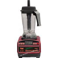 供应JD-327金达沙冰豆浆调理机/沙冰机/小本创业设备