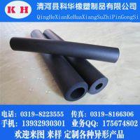 供应 圆形橡胶管 硅胶条 导电橡胶条 包边硅胶发泡密封条