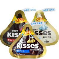 好时kisses巧克力95克 82克+送13克 袋装加量装 2015年9-11月到期