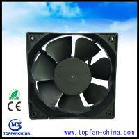 明晨鑫MX12038耐高温直流风扇,12038散热风扇,冰箱风扇