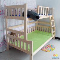 绵阳实木公寓床定制 学生公寓床厂家批发 贝贝乐家具
