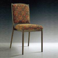 简约中式 仿木客房餐椅 包房餐椅 倍斯特家具提供样品