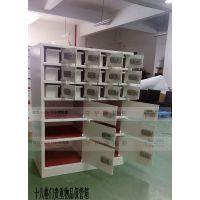 北京酒店前台铁板贵重物品保险柜生产批发、丰台区大堂总台贵重物品寄存箱厂家