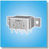 陕西中盛凯捷供应军品165小型磁保持继电器2JB2-1