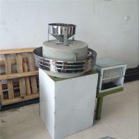 曲阜鼎信机械厂专业出售电动石磨设备 电动石磨面粉机