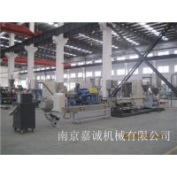 南京PET瓶片料双螺杆水下造粒机原装现货供应