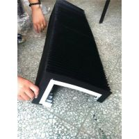 四方型风琴防护罩,奥兰机床附件(图),多边形风琴防护罩