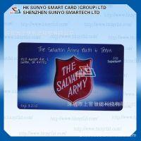 特价PVC名片(会员卡、磁条卡、智能卡、银行卡)