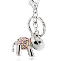 韩国饰品新款 饰品批发货源 时尚饰品可爱闪钻 小驴钥匙扣 2591-2