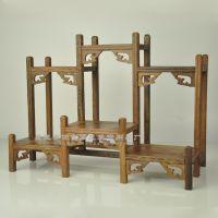 高档橱窗陈列道具 玉器古玩展示架 玉器展示 玉器手镯摆件陈列