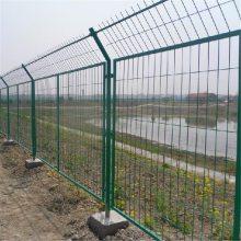 旺来隔离防护网 车间隔离栅 小区围网多少钱一米
