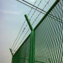 旺来框架护栏 护栏钢板网 围墙围栏网