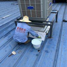 金属屋面厂房漏水怎么维修 彩钢顶厂房屋面防水补漏