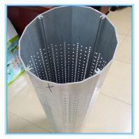 铝型材厂家定制 铝合金空气净化器外壳 数控cnc加工定做外壳