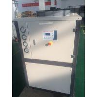 南京风冷低温冷水机与南京水冷式低温冷水机的特点